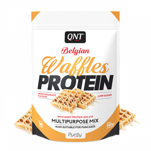 Protein Waffles WITTE...