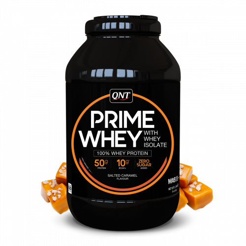 PRIME WHEY Salted Caramel 2 kg