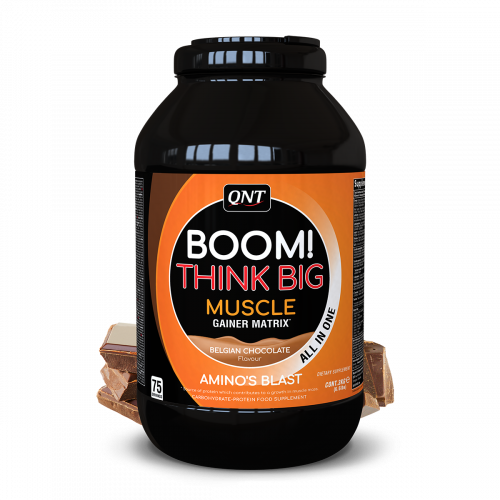 BOOM Muscle Gainer...