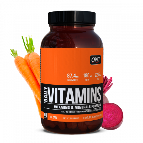 Daily Vitamins 60 caps