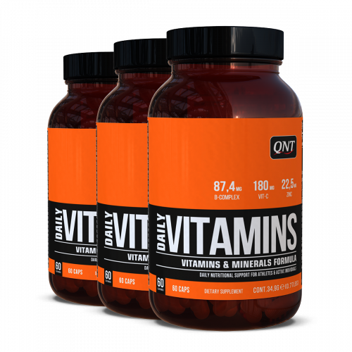 Pack Daily Vitamins