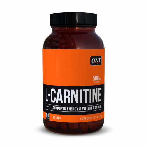 L-Carnitine (500 mg) 60 caps