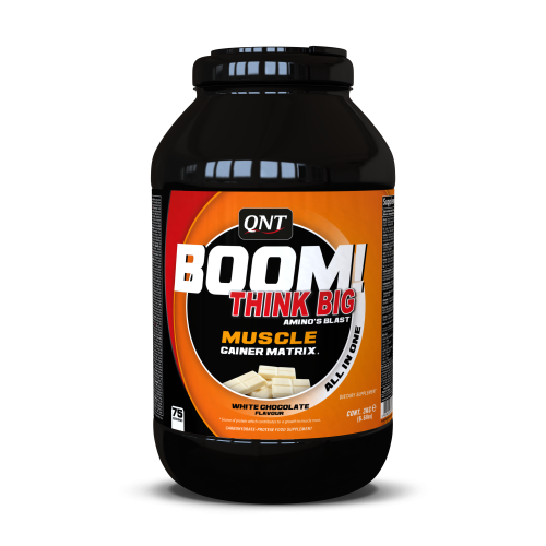 BOOM Muscle Gainer Chocolat...