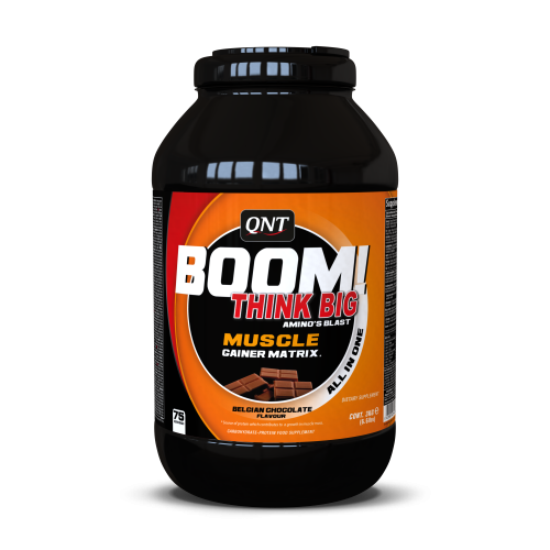 BOOM Muscle Gainer Milk...