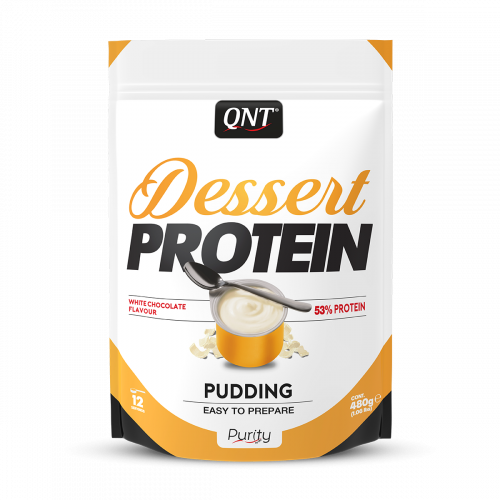 Protein Pudding Witte...