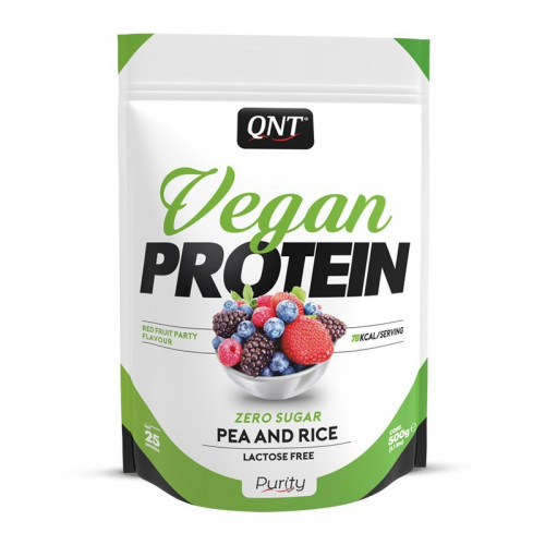 Vegan Protein Red Fruits 500 g