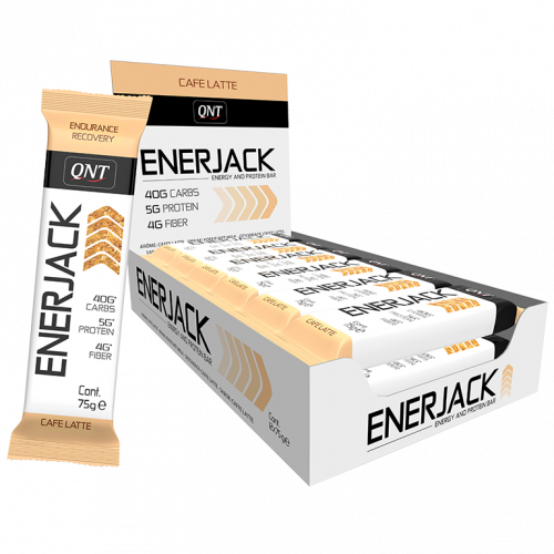 Enerjack Bar Cafe Latte 12...