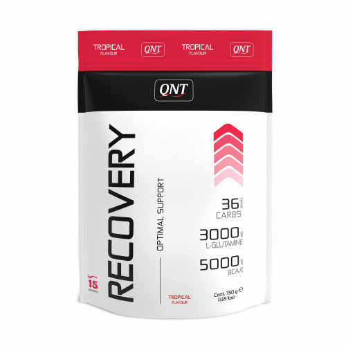 RECOVERY POWDER tropical 750g