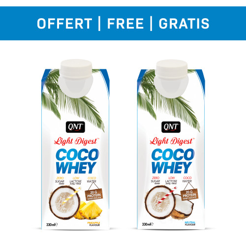 Pack COCO WHEY ANANAS 24 x...