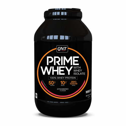 PRIME WHEY Strawberry 2 kg