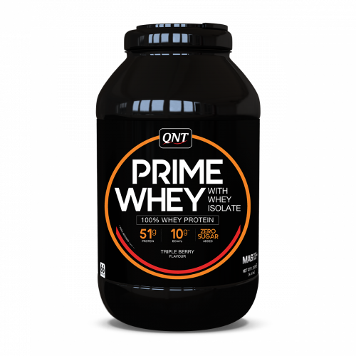 PRIME WHEY Triple Berry 2 kg
