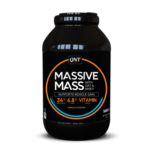 Massive Mass Gainer Vanille...