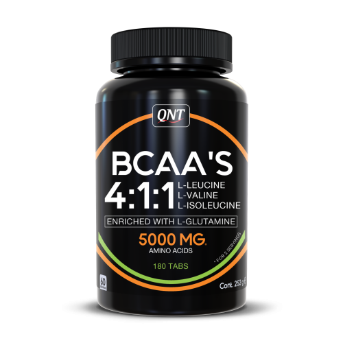 BCAA'S 4:1:1 180 tablettes