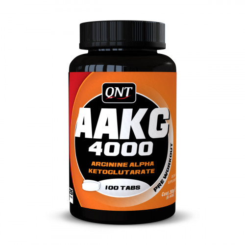 AAKG 4000 100 tablettes