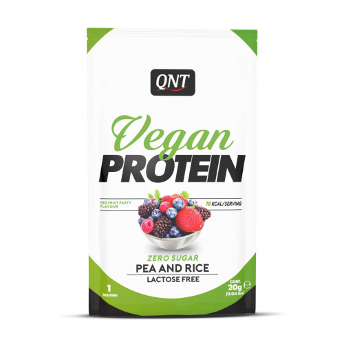 Vegan Protein Red Fruits 20 g