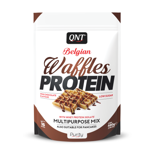 Protein Waffles...