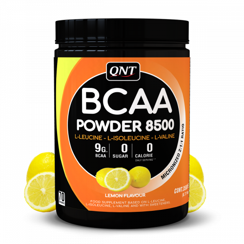 BCAA 8500 Powder Lemon...