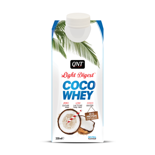 COCO WHEY NATURAL COCONUT...