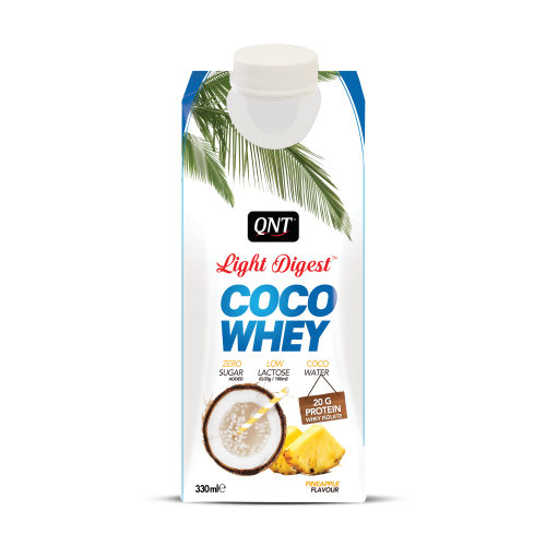 COCO WHEY ANANAS 12 x 330ml