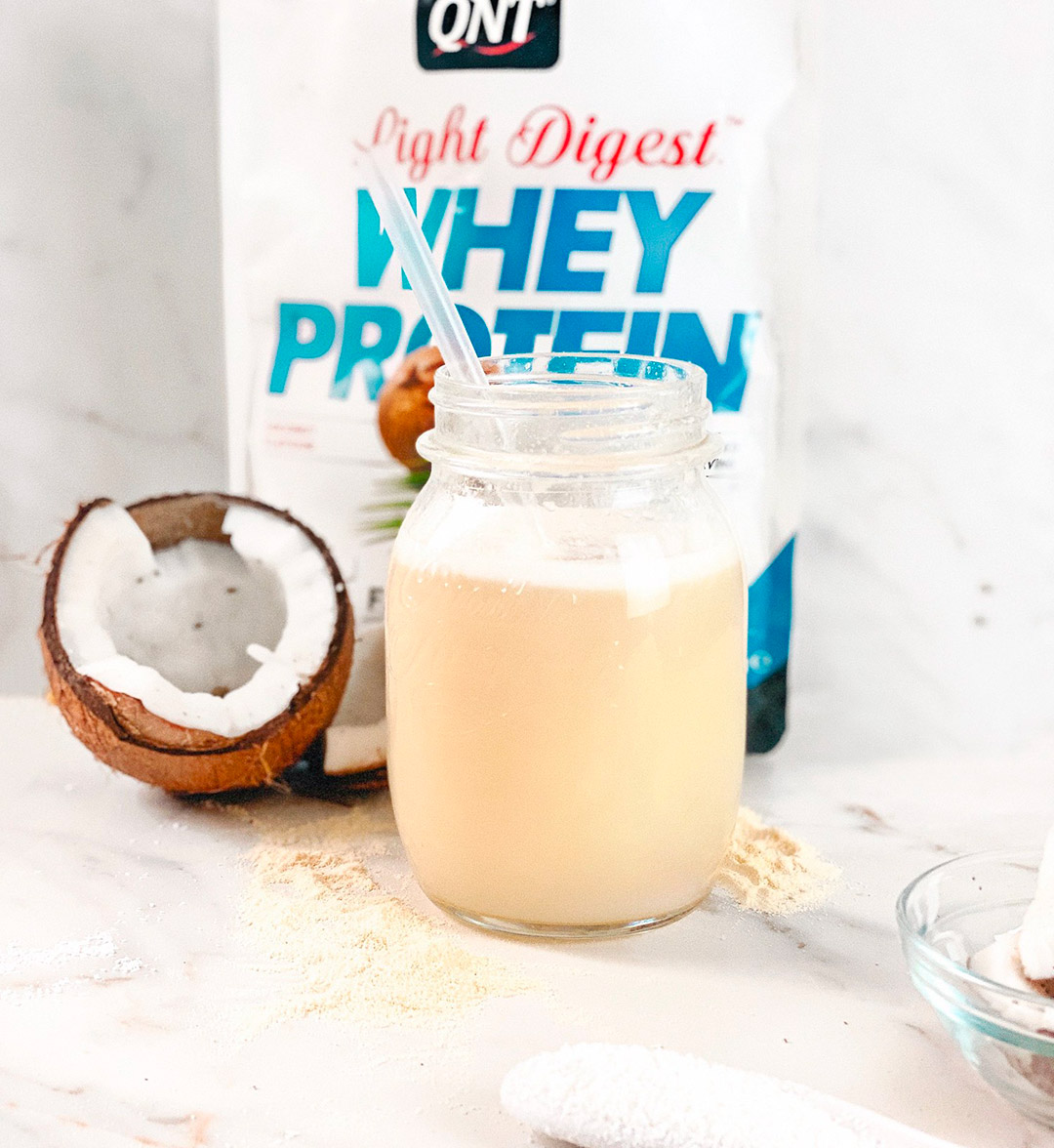 Light Digest Whey Protein Coconut