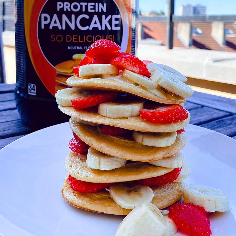 QNT Pancakes
