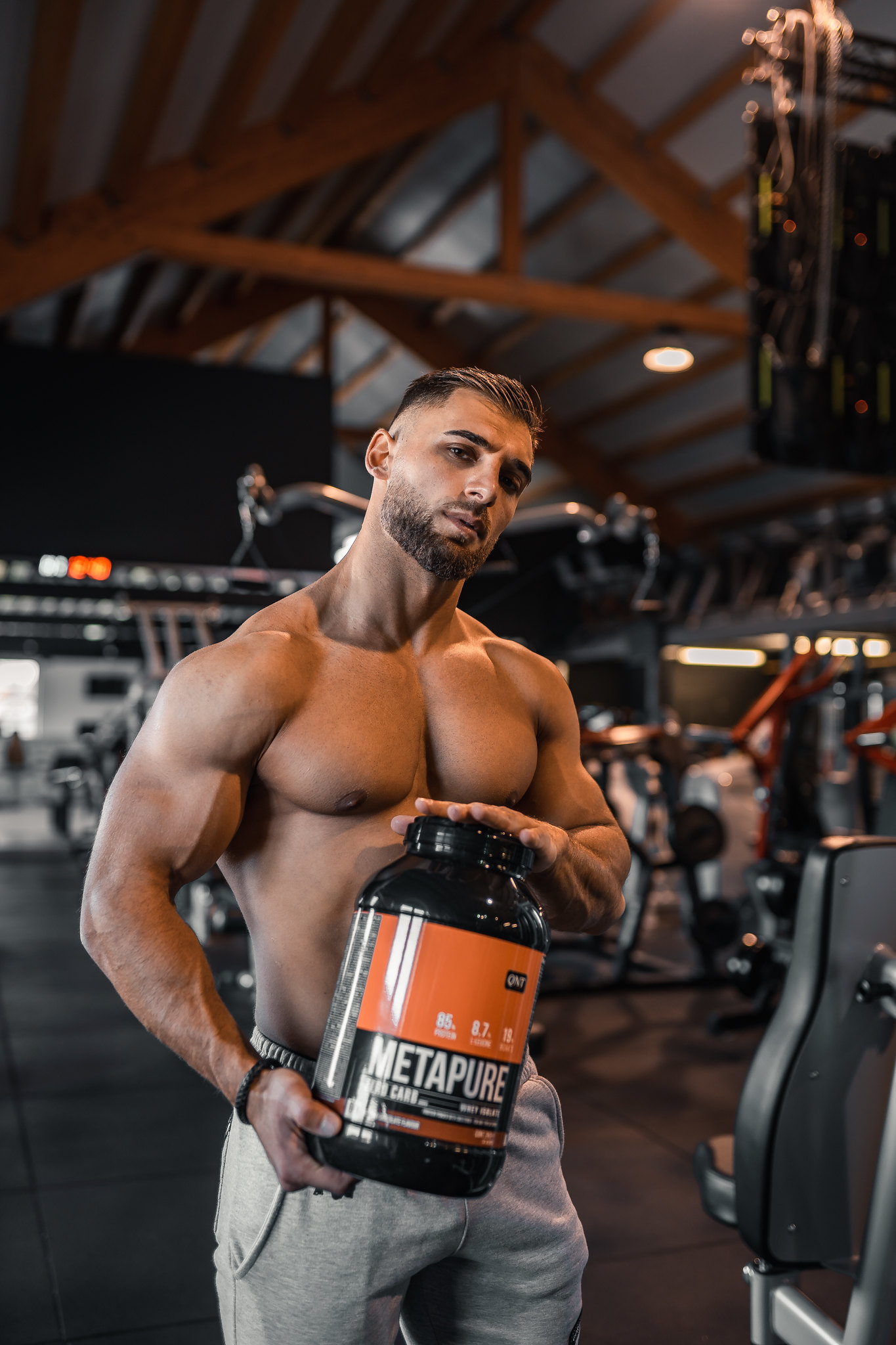 protéine whey isolate metapure