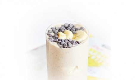 Banana-Lemon Cheesecake Shake